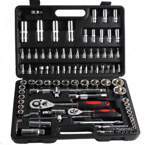best hand tool brands socket wrench tools set box mechanic 94pcs ...